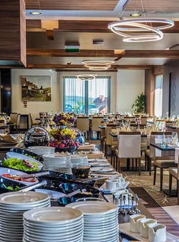Castellum Hotel Hollókő - Húsvéti ebéd