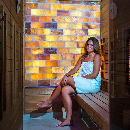 Hotel Castellum**** Hollókő - Infra sauna