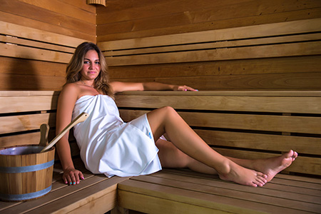 Castellum Hotel**** Hollókő - Saunas
